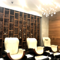 bling pedicure chairs