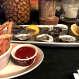 butter happy hour oysters and fries